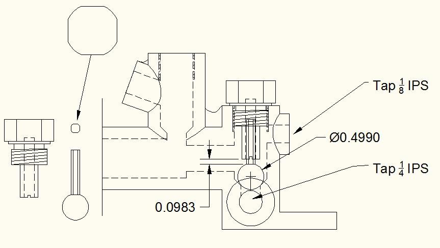 feedwater  u0026 fuel pump valve lift