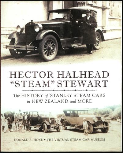 """For Sale: Hector Halhead """"Steam"""" Stewart Biography"""